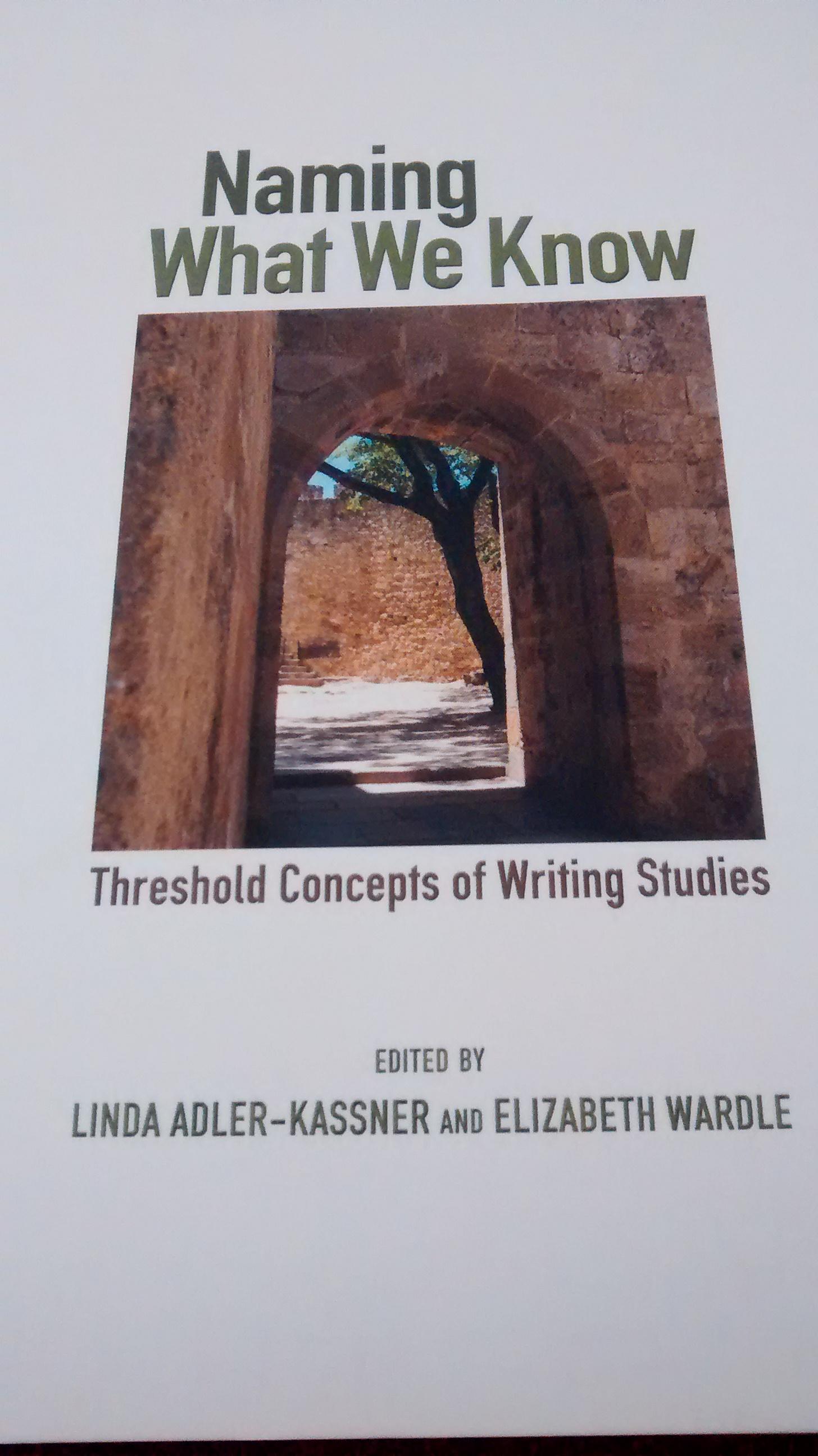 Teaching writing in 'general' EAP
